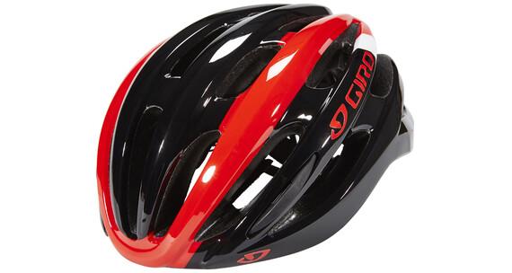 Giro Foray hjelm rød/sort